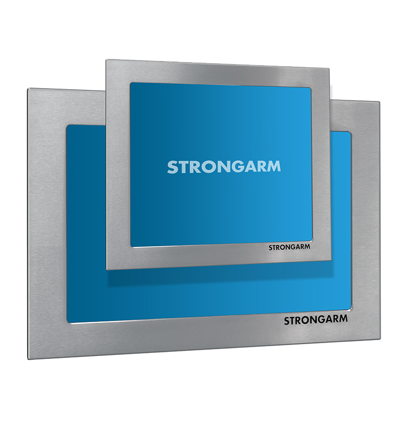 Strongarm Panel Mount Industrial Displays and Monitors