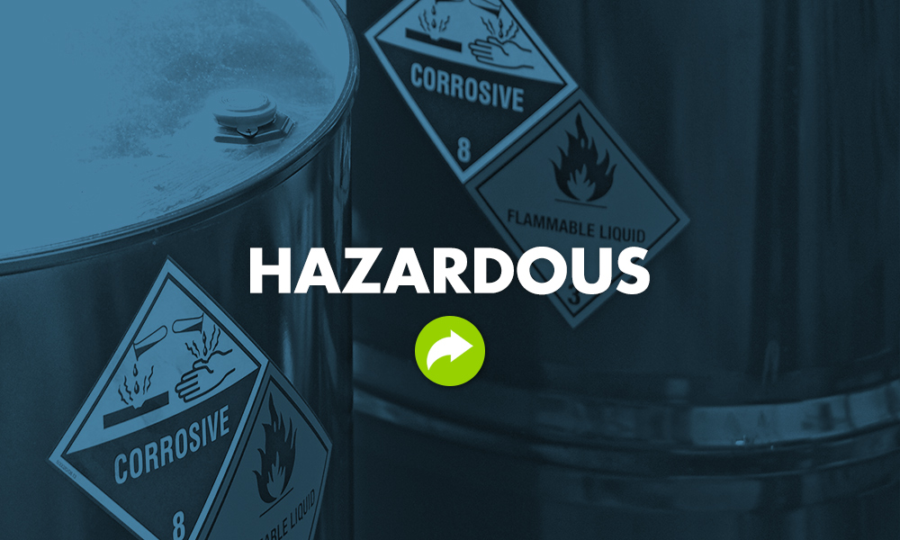 Strongarm Designs - Hazardous, Paint & Chemical