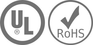 UL Listed - RoHS Compliant