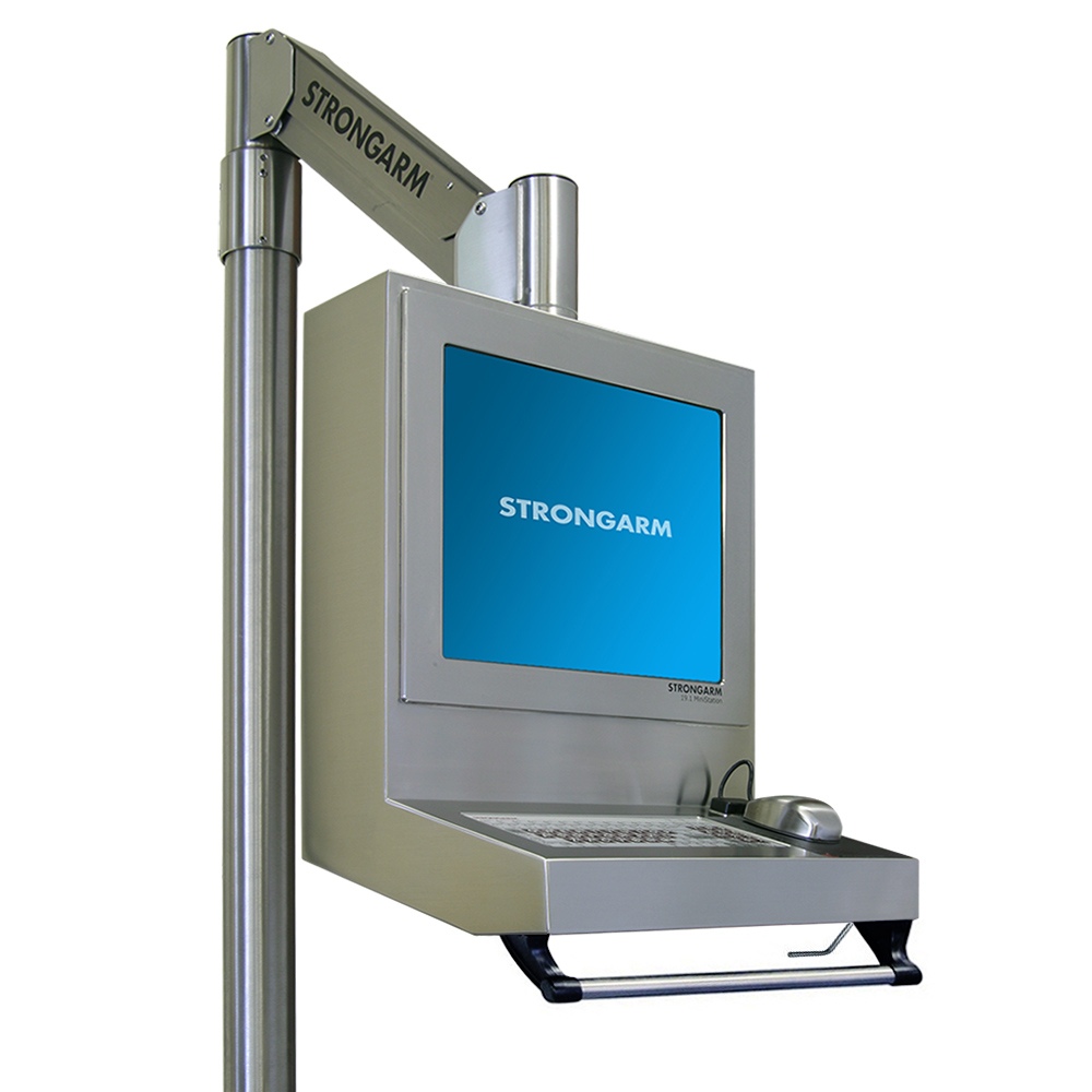 Strongarm MiniStation Operator Interface System