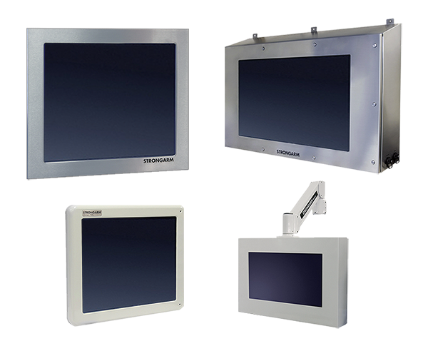 Strongarm Industrial Displays