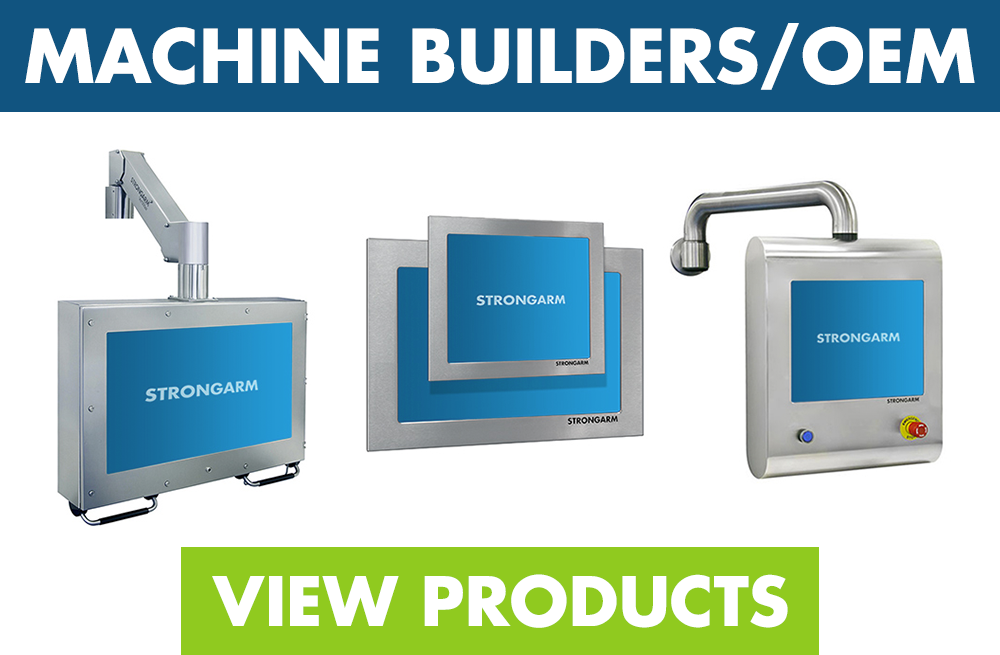 Strongarm Machine Builders / OEM Products
